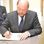 Martin Schulz - Foto: Flickr/Matthias Groote