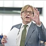 Guy Verhofstadt - Foto Flickr European Parliament