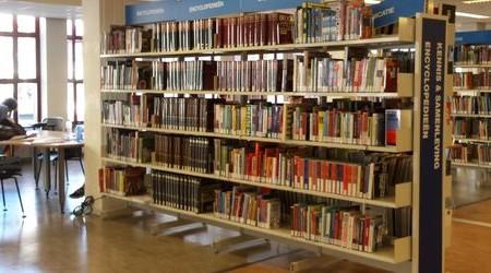 Gespot UB: De Universiteitsbibliotheek Als Catwalk