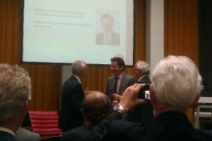Minister Dijsselbloem op het symposium 'De Commissie De Wit I - Vijf jaar later'