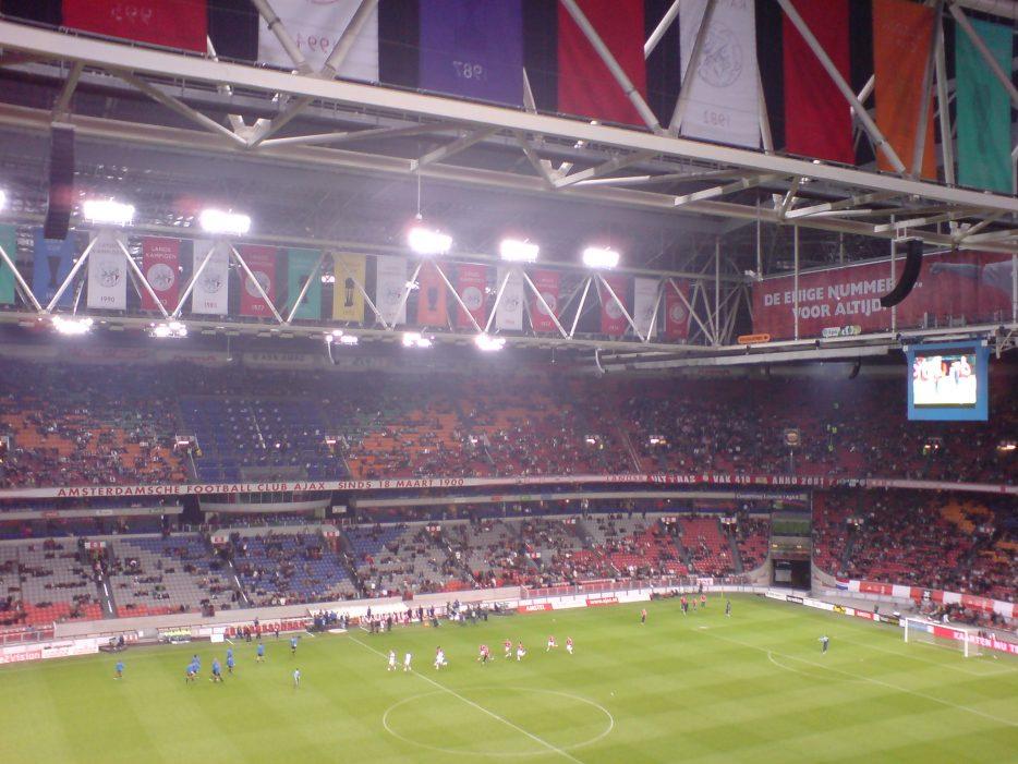 Op 24 mei 2017 staat Ajax voor het eerst in 21 jaar weer in een Europa Cup-finale. De hoofdrolspeler in mijn verhaal over deze avond is Vijfentwintig.